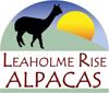 Leaholme Rise Alpacas